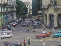 Automobili d'annata Fotografie Stock