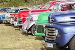 Automobili d'annata classiche Fotografia Stock Libera da Diritti