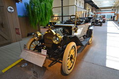 Automobili d'annata nel museo nazionale dell'automobile, Reno, Nevada Immagini Stock