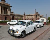 Automobili dell'ambasciatore Immagine Stock Libera da Diritti