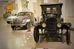Automobili dell'annata Immagini Stock