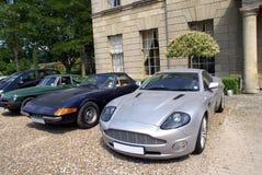 Automobili di lusso Fotografia Stock