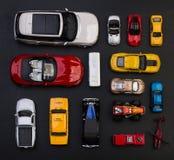 Automobili di modello Fotografie Stock Libere da Diritti