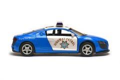 Automobili di modello, volante della polizia Immagini Stock Libere da Diritti