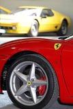 Automobili ferrari Fotografia Stock Libera da Diritti