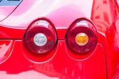 Automobili sportive eccellenti di maserasti di Ferrari e Fotografia Stock Libera da Diritti
