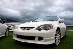 Automobili sportive giapponesi Fotografia Stock