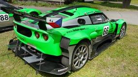 Automobili sportive, macchine da corsa Fotografia Stock Libera da Diritti