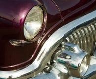 Automobili variopinte del Rod caldo Fotografie Stock
