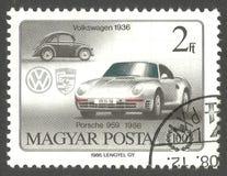 Automobili, Volkswagen fotografia stock libera da diritti