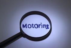 automobilismo Fotografia Stock Libera da Diritti
