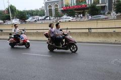 Automobilistes chinois images libres de droits