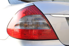 Automobillampe Lizenzfreie Stockfotos