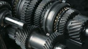Automobilowy przekazu gearbox zdjęcie wideo