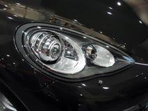 Automobilscheinwerfer lizenzfreie stockfotografie