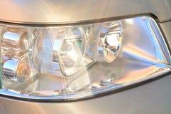 Automobilscheinwerfer Stockfotos