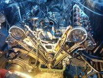 Automobilverbrennungsmotor Stockfotos