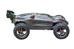 Automodel - sport car Stock Photos