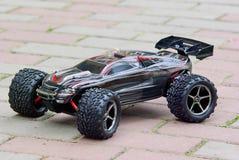Automodel - Sportwagen Stockbilder
