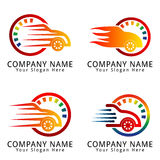 Automotive Car Concept Logo Stock Photo