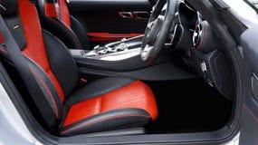 Automotive, Car, Interior Stock Image