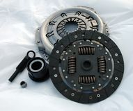 Automotive Clutch Royalty Free Stock Image