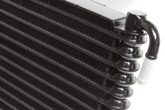 Automotive cooling radiators. Royalty Free Stock Photos