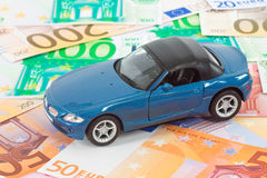 Automotive costs royalty free stock images