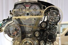 Automotive engine Royalty Free Stock Photography