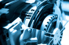 Automotive engine Stock Images