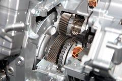 Automotive engine Stock Image