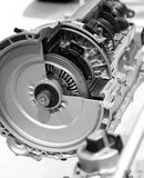 Automotive engine Stock Image