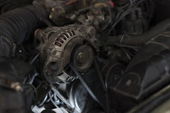 Automotive Engine Stock Photography