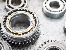 Automotive gear Royalty Free Stock Image