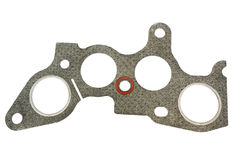 Automotive heat-resistant gasket Royalty Free Stock Photo