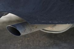 Automotive hose royalty free stock photo