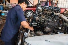 Automotive mechanic Stock Photography