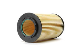 Automotive Oil Filter. Brand new automotive oil filter cartridge Stock Images