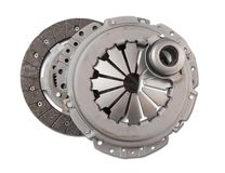 Automotive part. automobile engine clutch. Isolated on white with clipping path stock images
