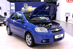 Automotive-show Royalty Free Stock Photos
