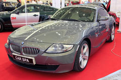Automotive-show, BMW Z4 Royalty Free Stock Image