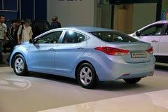 Automotive-show, Hyundai Elantra MD Royalty Free Stock Photography
