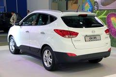 Automotive-show, Hyundai ix35 Royalty Free Stock Photo