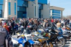 Automotive show Stock Image