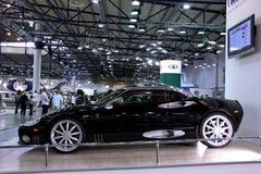 Automotive-show. Spyker C8 Laviolette Royalty Free Stock Image