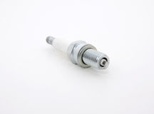 Automotive spark plug Stock Photos