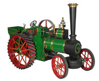Automotive steam engine model Royalty Free Stock Images