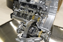 Automotive Transmission Royalty Free Stock Photo