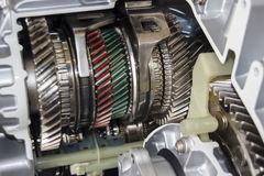 Automotive Transmission Stock Image