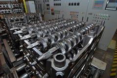 Automotive transmission gears Stock Photography